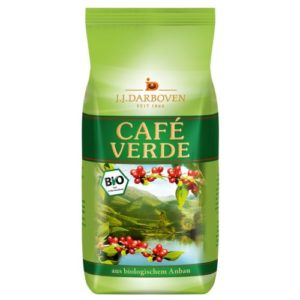 Café Verde Coffee Beans 500 gram packet